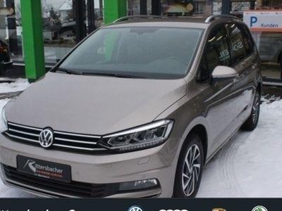 usado VW Touran 1.6 TDI Sound BMT LED Navi App Connect ACC Parklenkassistent