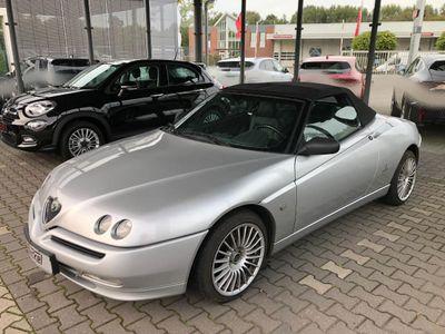 gebraucht Alfa Romeo Spider Spider 2.0 16V T.Spark LKlimaanlage el. Verdeck