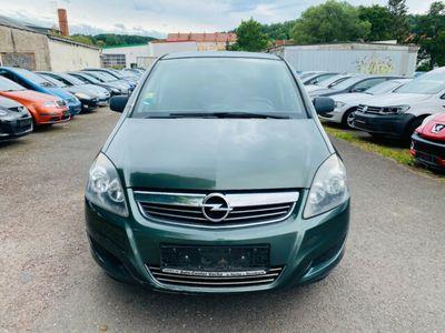 gebraucht Opel Zafira B Selection Klima AHK