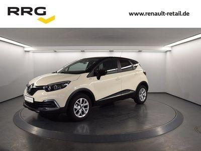 gebraucht Renault Captur LIMITED DELUXE TCe 90 KLIMA/NAVI/PDC