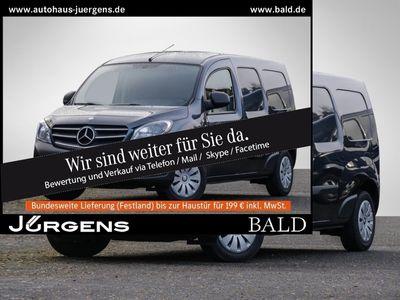 gebraucht Mercedes Citan 109 CDI Klima AHK Sitzheizg. Holz