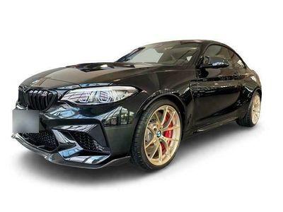 gebraucht BMW M2 CS M DriversPackage SpeedLimit NaviProf RFK adapt. LED Memory M Carbondach