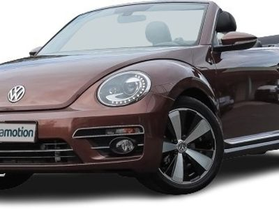 gebraucht VW Beetle BeetleCabrio 1.4 TSI SOUND Navi Xenon Fender® Sound Sitzheizung GRA ParkPilot