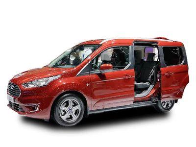 """gebraucht Ford Tourneo Connect Trend - GRA / 16""""LM / KLIMA 1.5 EcoBlue"""