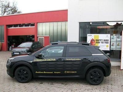 gebraucht Citroën C4 Cactus Pure Tech 110 S&S Selec. *Navi *Einpar