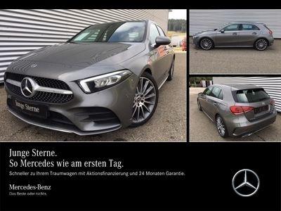 gebraucht Mercedes A250 4M AMG,Panod.,LED,COM.,Spurh.,PTS,Sitzhzg.
