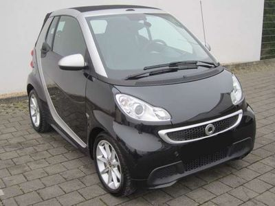 gebraucht Smart ForTwo Cabrio softouch passion micro hybrid drive