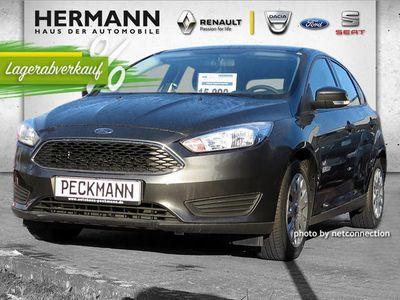 gebraucht Ford Focus 1.0 EcoBoost Ambiente KLIMA