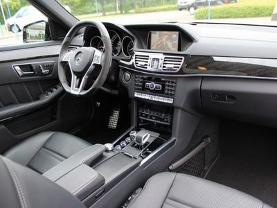 gebraucht Mercedes E63 AMG AMG S 4MATIC Comand,SHD,SHZ,PTS,ILS,