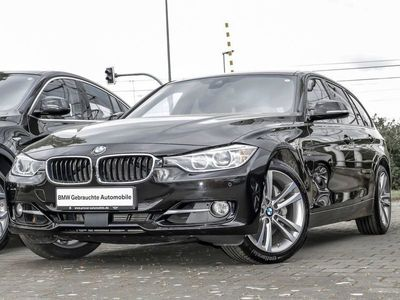 gebraucht BMW 335 3er d xDrive Touring Sport Line Automatic