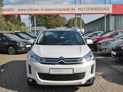gebraucht Citroën C4 Aircross HDi 115 S&S 4WD Exclusive