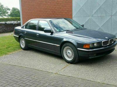 gebraucht BMW 728 i e38 kein Rost Top Zustand