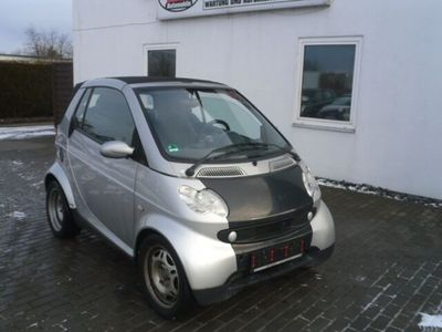 gebraucht Smart ForTwo Cabrio ForTwo / Basis Klima Automatik