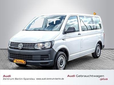 gebraucht VW T6 Kombi 2.0 TDI EU6 KR *PDC*9-SITZER*
