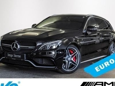 gebraucht Mercedes C63 AMG AMG S T Drivers Package*Burmester*Comand*