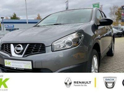 gebraucht Nissan Qashqai +2 2.0 4x4 visia*AHK*Klima*ZV*7 Sitze*