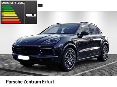 gebraucht Porsche Cayenne S/PSCB/LED Matrix/Luftf/Hinterachslenkung/