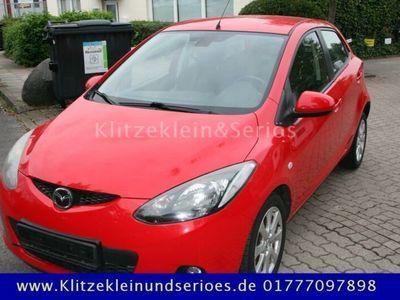gebraucht Mazda 2 1.4 CD Independence/Klima