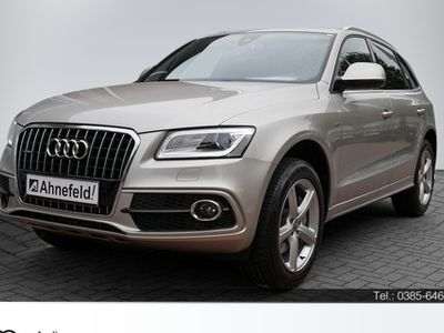 gebraucht Audi Q5 3.0 TDI clean diesel quattro S line ACC EU6