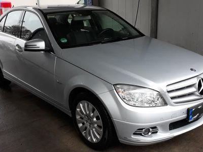 gebraucht Mercedes C220 CDI DPF Automatik BlueEFFICIENCY Avantgarde