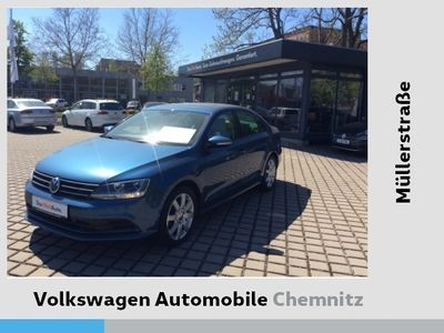 gebraucht VW Jetta 2.0 TDI Schiebed.*RCD510*17Zoll*Kamera