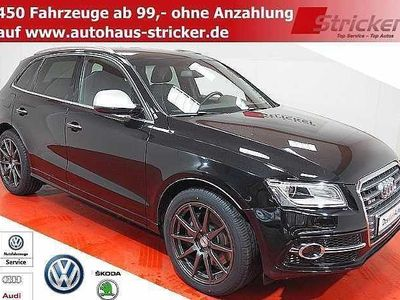gebraucht Audi SQ5 3.0BiTDI quattro 449,-ohne Anzahlung Navi Xe