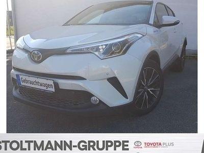 gebraucht Toyota C-HR Hybrid Team Deutschland