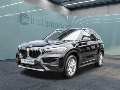 gebraucht BMW X1 X1sDrive18d Adv. AUT LED DAB NAV HIFI RTTI SHZ