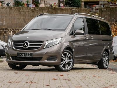 gebraucht Mercedes V250 d 4Matic ED/L Fahrassist.