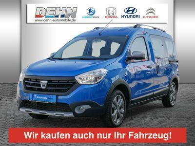 gebraucht Dacia Dokker Stepway TCe115 NAVI/KLIMA/PDC