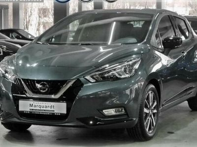 gebraucht Nissan Micra 100PS IG-T N-Connecta EUR6d-TEMP WInter+