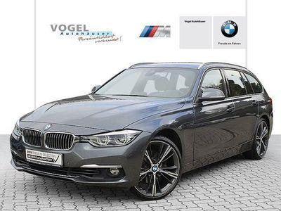 gebraucht BMW 330 d xDrive Touring Luxury Line