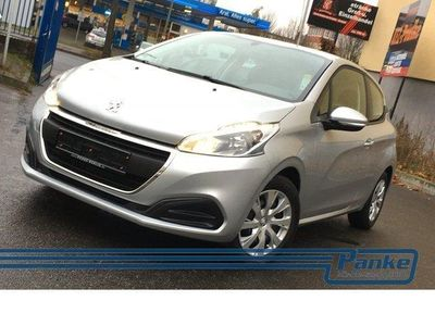 gebraucht Peugeot 208 Blue-HDi 100 Stop&Start Active *NAVI*KLIMA*