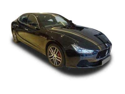 gebraucht Maserati Ghibli GhibliPDC,Rückfahrkamera,Memory Sitze