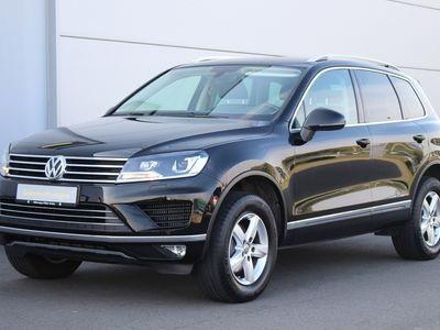 gebraucht VW Touareg 3.0 V6 TDI BMT Chrome Style Bi-Xenon Luftf