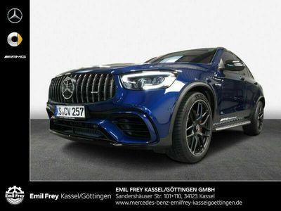 gebraucht Mercedes S63 AMG AMG GLC Coupe4Matic+ AMG Speedshift MCT 9G