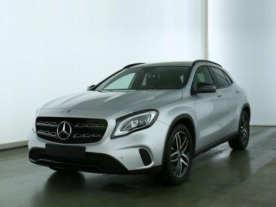 gebraucht Mercedes GLA250 Sport Utility Vehicle Urban+Night+LED