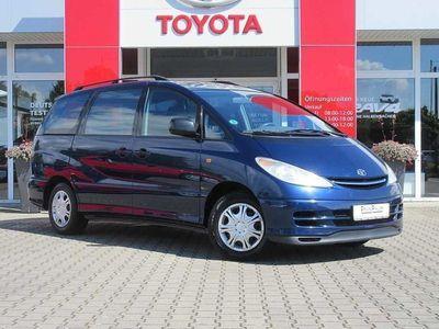 gebraucht Toyota Previa 2.4 *Tuev bis Juli 2021*AHK*7 Sitzer*