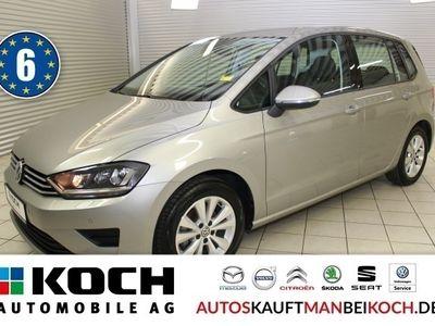 gebraucht VW Golf Sportsvan SportsvanGolf VII 1.4 TSI DSG Comfortline Klimaau