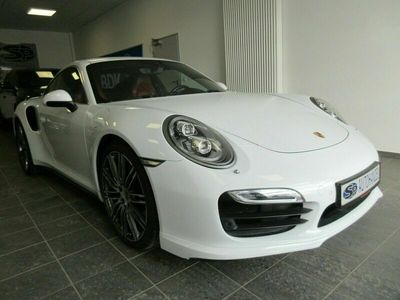 gebraucht Porsche 911 Turbo Scheckheft Garantie 12/2021 als Sportwagen/Coupé in Hof