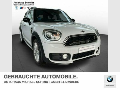 gebraucht Mini Cooper S E ALL4 KAMERA+NAVI+APPLE CARPLAY+TEMPOMAT+