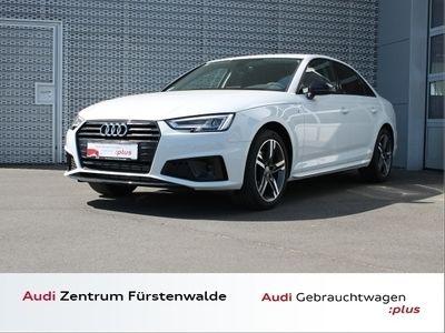 gebraucht Audi A4 40 TFSI Stronic sport S Line DAB LED NAVI