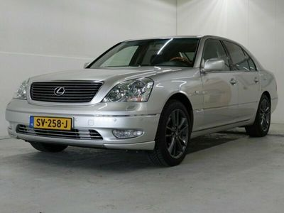 gebraucht Lexus LS430 President