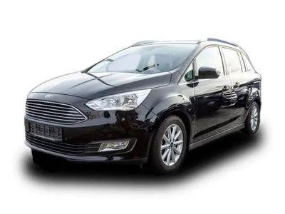gebraucht Ford Grand C-Max 1.5 EcoBoost Start-Stopp-System Titanium