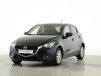 gebraucht Mazda 2 Exclusive-Line PDC Navi SHZ FSE Klima