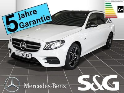 gebraucht Mercedes E300 T AMG line Panodach/360Kamera/Distronic