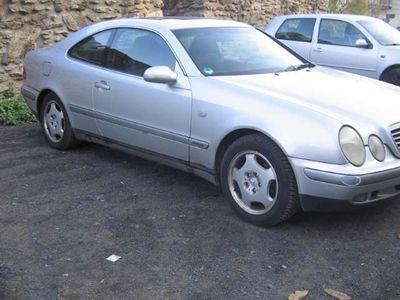 gebraucht Mercedes CLK200 Eleganc