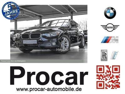 gebraucht BMW 318 d Touring Klimaaut. PDC Var.-Sportlenk.