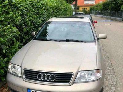 gebraucht Audi A6 2.4 v6 Quattro mit Gas
