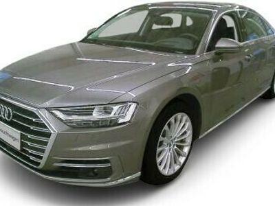 gebraucht Audi A8L A8 Lang 50TDI HuD/Pano/Sitzbel+Massage/Standh/19